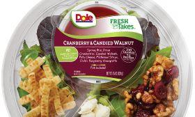 Dole's RTE salad line goes national