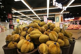 Fruit benefits from China-ASEAN trade growth