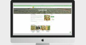 Optifruit is online