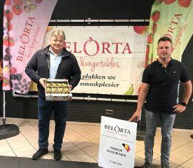 BelOrta auctions first gooseberries
