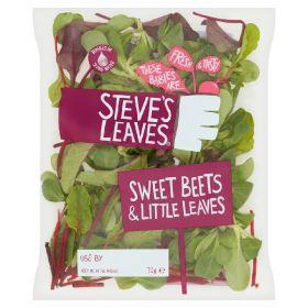Steve's Leaves extends range