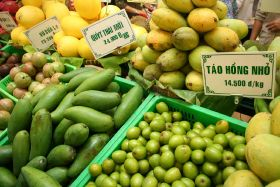 Vietnam's fresh produce export value takes hit