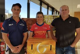 Golden Bay Fruit supports female rugby