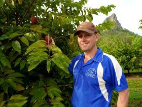 Australian growers hit the small screen