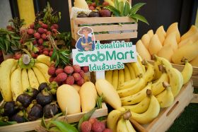 Grab helps Thai growers