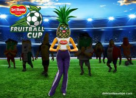 Del Monte launches Fruitball Cup