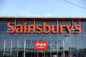 Double-digit grocery gain for Sainsbury's