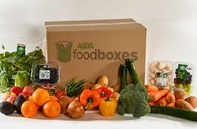 Asda launches fruit and veg box