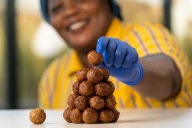 IKEA creates veg-based meatball