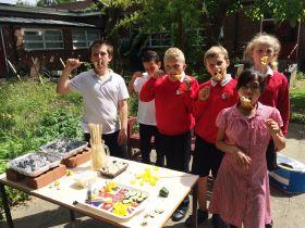 Campaign victory for school veg battle
