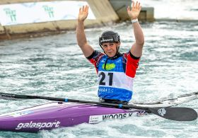 Jaffa signs up Olympic canoeing prospect