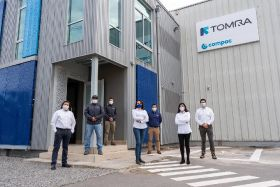 Tomra Food opens new HQ in LatAm