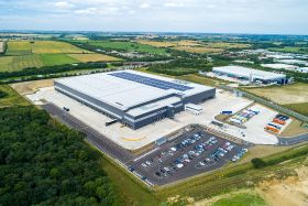 Lidl to open huge new distribution centre