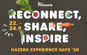 Hazera event goes digital