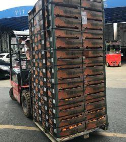 Trade picking up at Huizhan Market