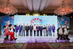 Dole and Shanghai Disney celebrate partnership