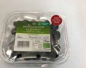 Blueberry first for Berry Gardens