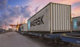 Maersk's Asia-Europe ocean-rail boost