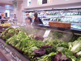 Korean vegetable prices soar