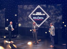 BelOrta bags Entrepreneurship Award