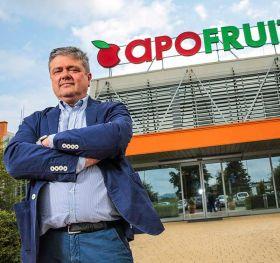 Ernesto Fornari handed top job at Apofruit