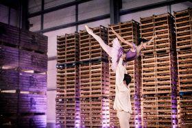 Ballet stars shine in Albert Bartlett campaign