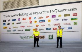 Woolworths expands Townsville distribution centre