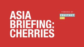 Asia Briefing kicks off with cherry boom