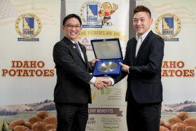Idaho Potato's new Malaysian ambassador