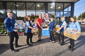 Aldi reaching out to charities again this Christmas