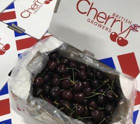"""Huge"" opportunities for UK cherries in Asia"