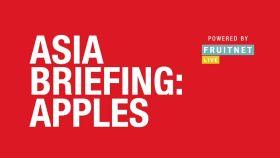 Asia Briefing explores European apples