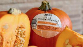 Demand surges for edible pumpkins