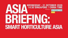 Sign up for Asia Briefing: Smart Horticulture Asia