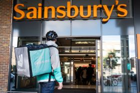 Sainsbury's launches trial with Deliveroo