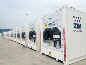 ZIM expands refrigerated capacity