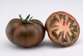 Agroponiente launches chocolate ribbed tomato