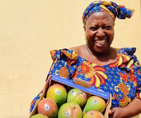 Success for Living Wage mangoes