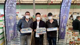 Pengsheng welcomes Chilean blueberries