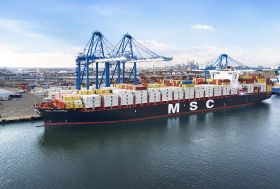 MSC introduces cherry express service