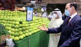 Fresh Market opens Israeli display
