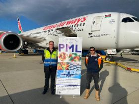 PML flying high with new airfreight charter service