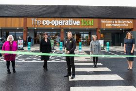 Central England Co-op opens new flagship store