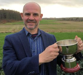 Disease specialist wins British Potato Industry Award