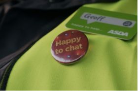 Asda combats lockdown loneliness
