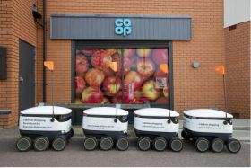 Co-op ramps up robot delivery