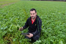 'World-leading' soil resource launched