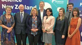 NZ Plant & Food scoop Science awards