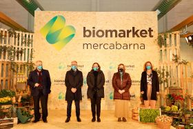Biomarket officially opens in Barcelona