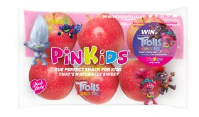 Trolls tieup for Pinkids in Aldi